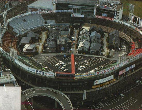 12 Stadion yang Aneh di Dunia
