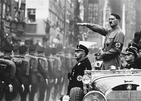 27 Fakta Tentang Hitler yang Autis & Pemalu