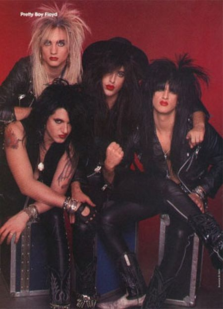rock groups 11