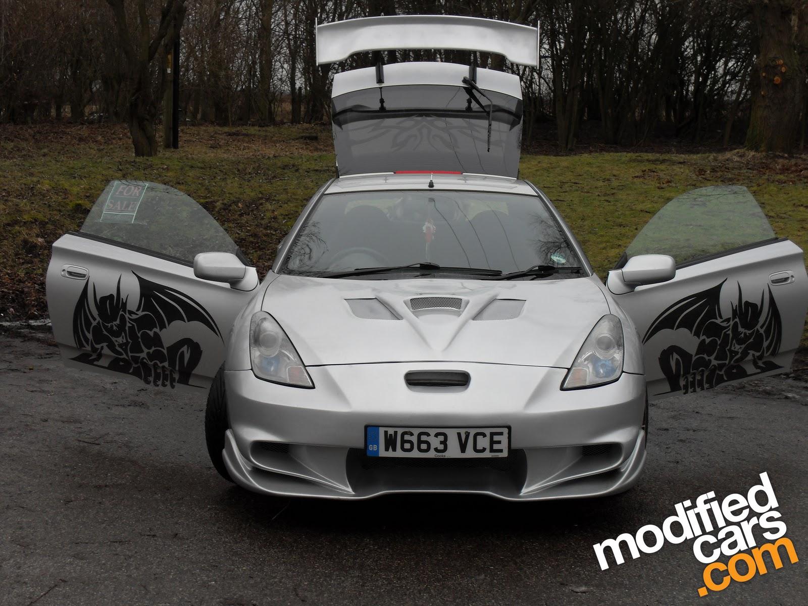 Gambar-gambar modifikasi mobil tua