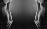 Wallpaper gadis seksi artistik semi telanjang sampai telanjang (108)
