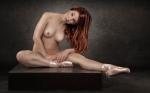 Wallpaper gadis seksi artistik semi telanjang sampai telanjang (17)