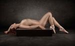 Wallpaper gadis seksi artistik semi telanjang sampai telanjang (18)