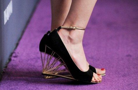 Amber Valetta- Costume Designers Guild Awards - Frazer Harrison Photo