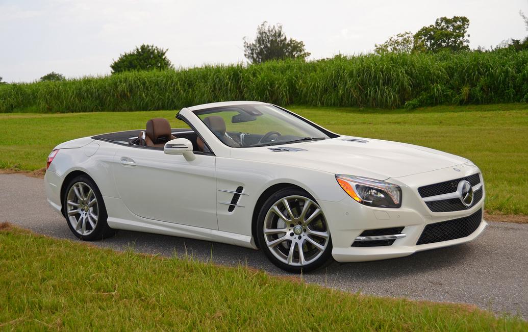 Mercedes-Benz SL 2013 (1)