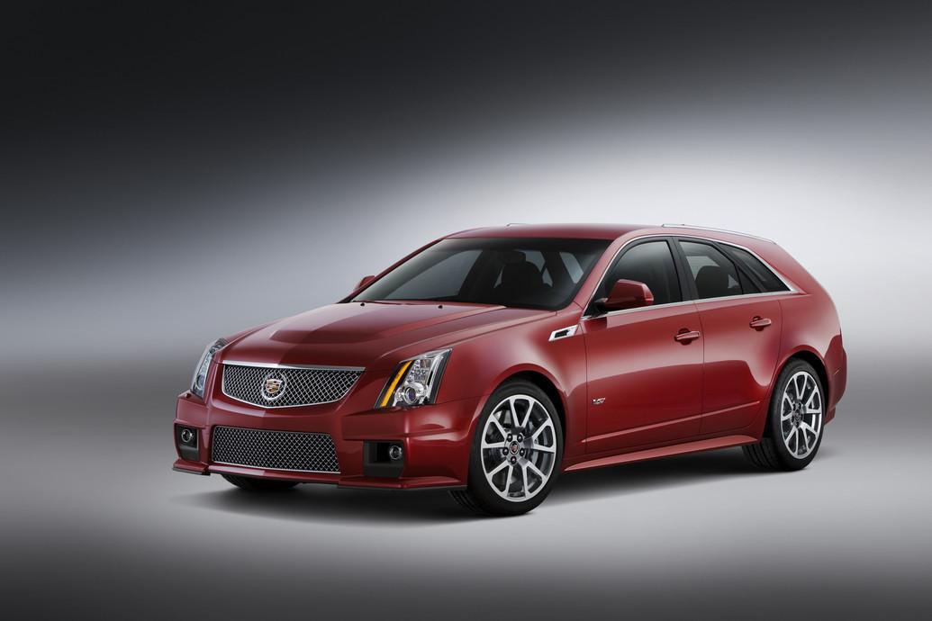 2014 Cadillac CTS-V Wagon