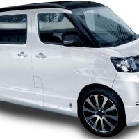 Mobil Daihatsu Luxio 2014