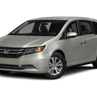 Mobil Honda Odyssey 2014 2.4L Prestige