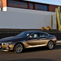 Mobil BMW 650i Gran Coupe 2015