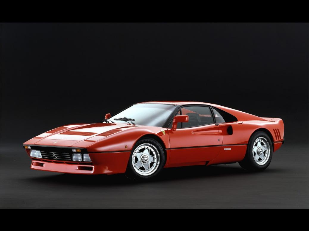 1984 Ferrari 288 GTO 2