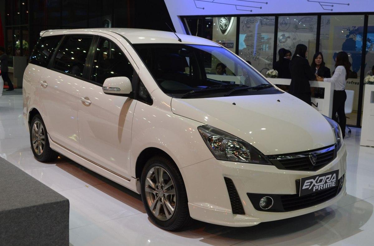 Mobil Proton Exora Prime 2014