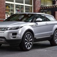 Mobil Land Rover Evoque 2014