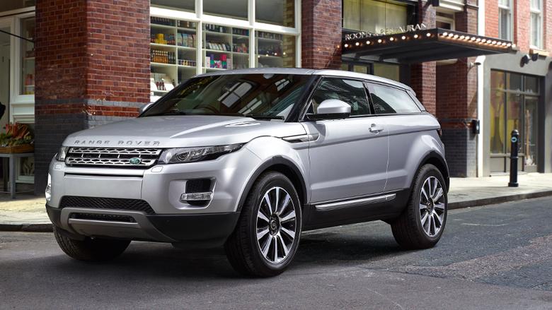 Land Rover Evoque 2
