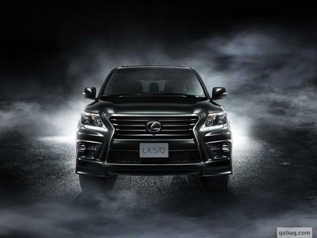 Lexus LX 570 Special Edition Front