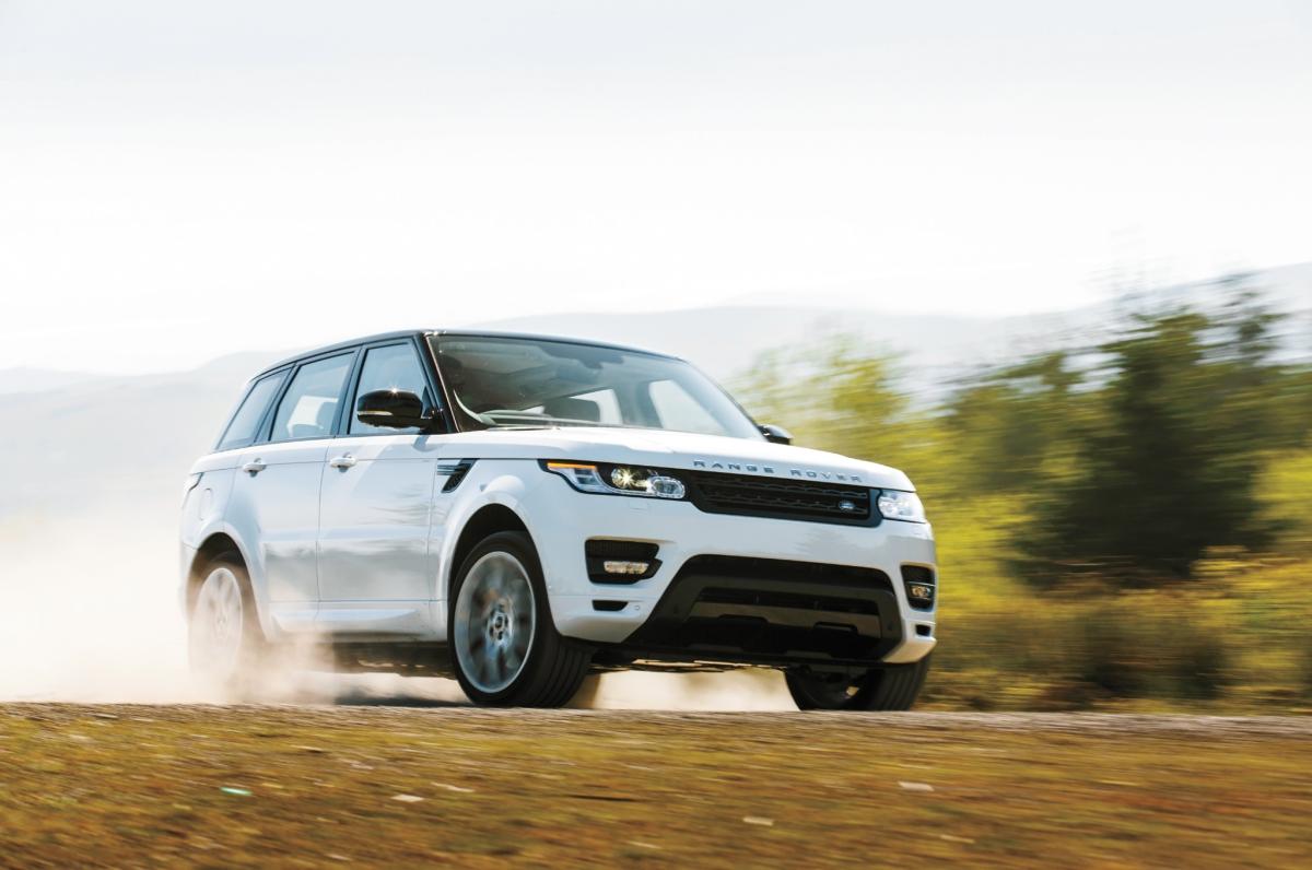Mobil Range Rover Sport 2014